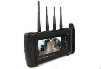 HS-5000A无线视频扫描仪