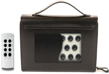 12-LIGHT 手包式录音屏蔽器